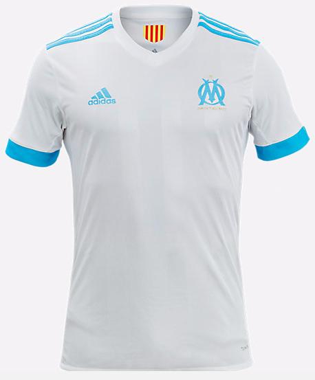 Le maillot de la saison prochaine déjà en vente sur Intersport — OM
