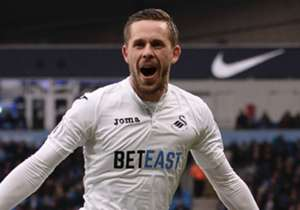 GYLFI SIGURDSSON | SWANSEA CITY KE EVERTON | £45 JUTA