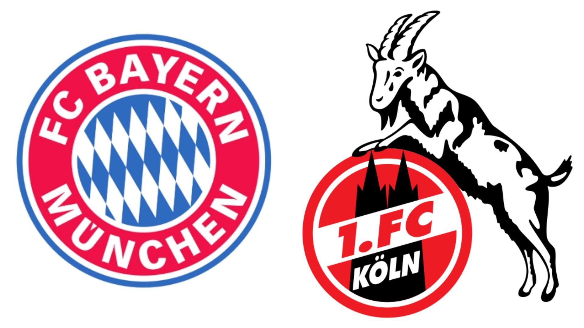 Bundesliga, 5ej. : les stats à connaître avant Bayern Munich - Cologne