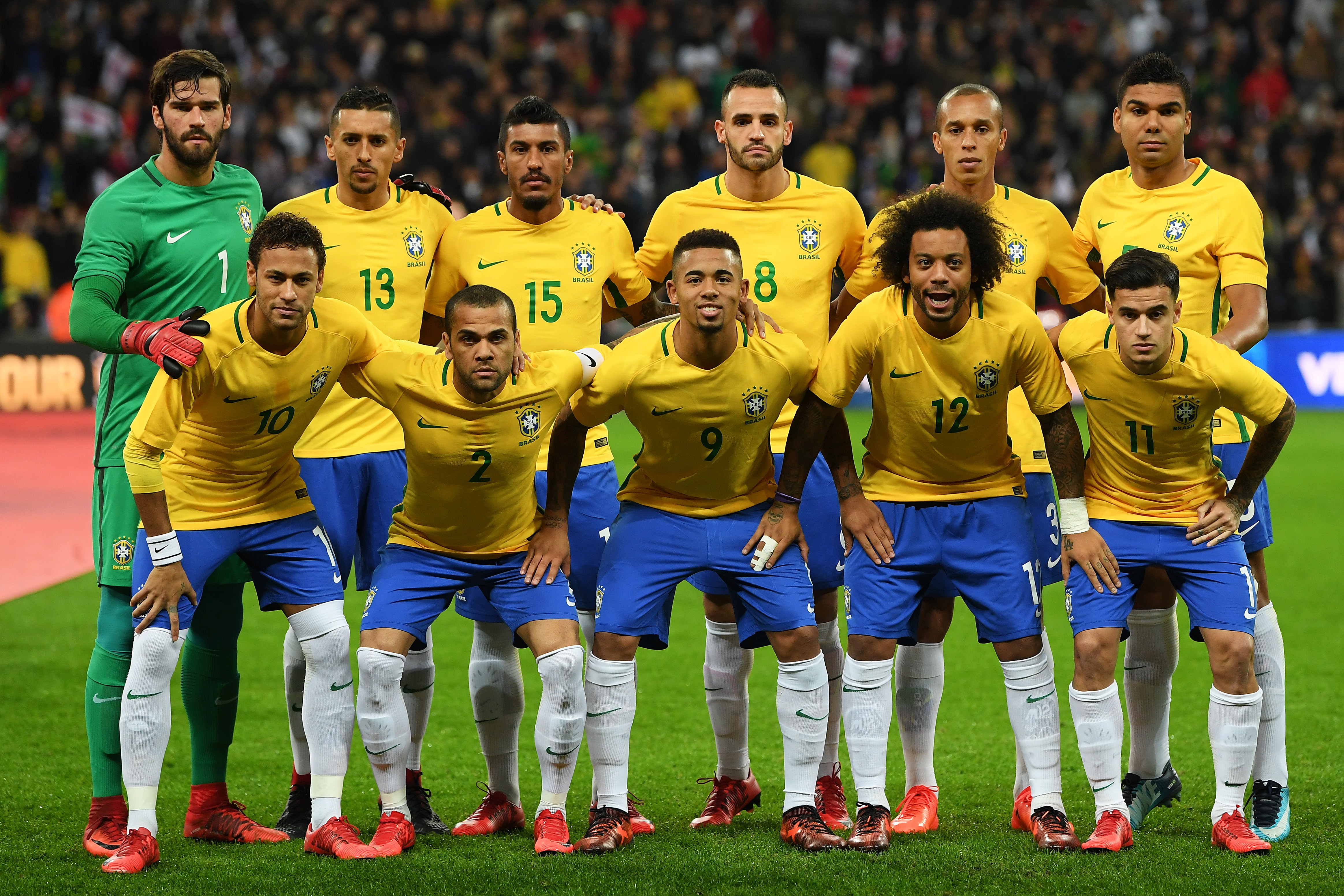 brasilien wm kader 2002