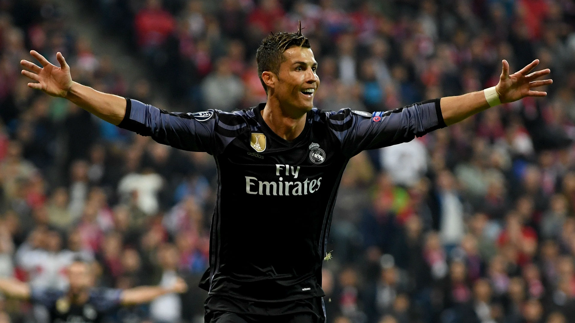 Real Madrid 2-goal hero Ronaldo: Those doubters are in minority