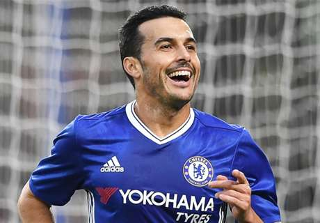 Chelsea can profit with Pedro