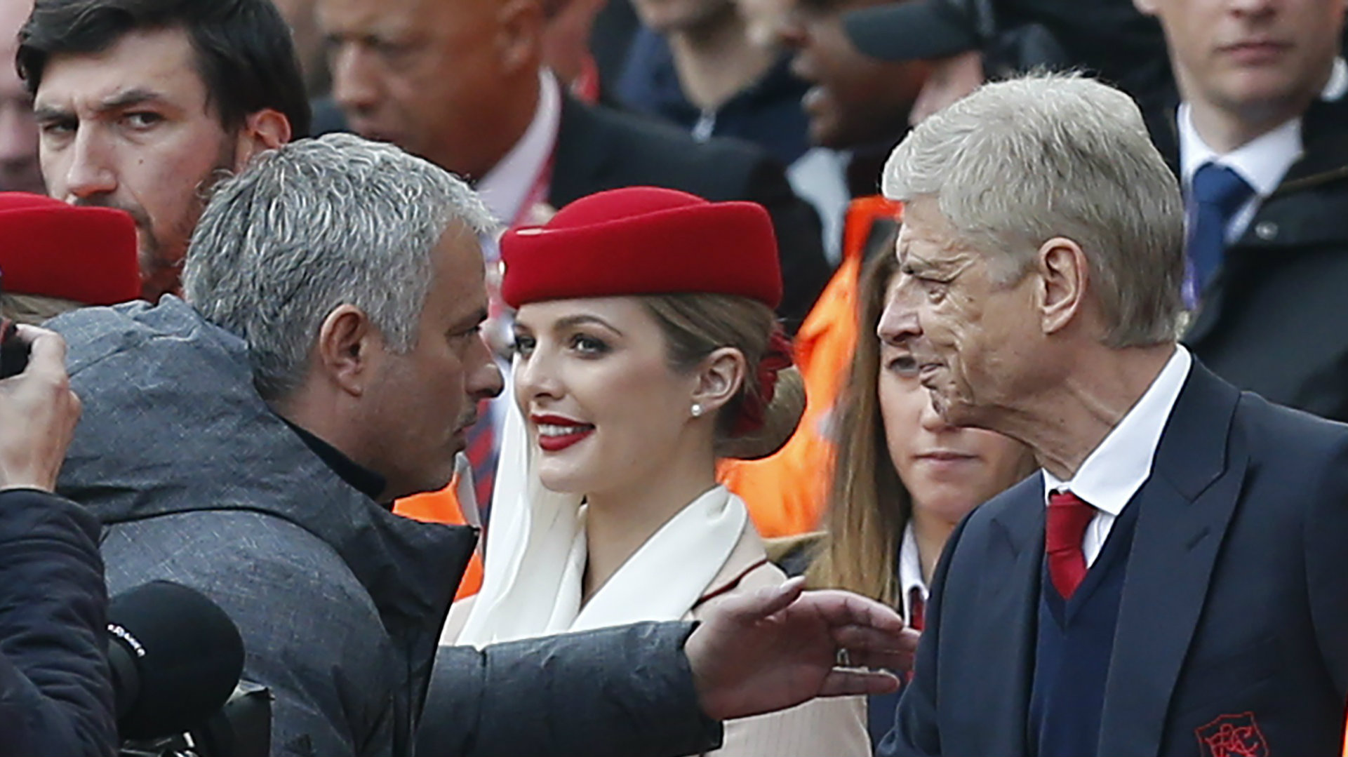 Wenger's Record Against Me Is 'Not Normal' - Mourinho