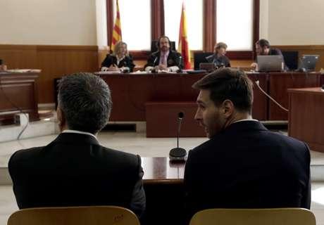 Gerichtshof bestätigt Messi-Urteil
