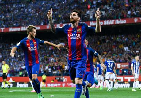 Enrique neemt afscheid met Copa del Rey