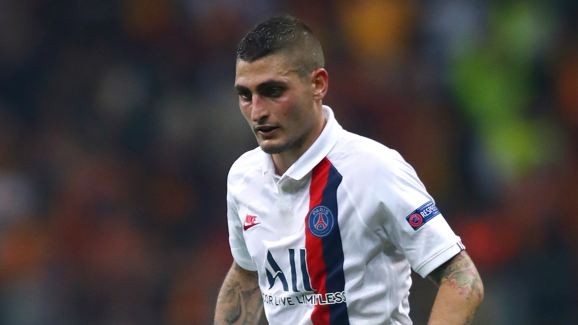 'He's one of the best midfielders in the world' - Tuchel hails PSG's Verratti following new contract