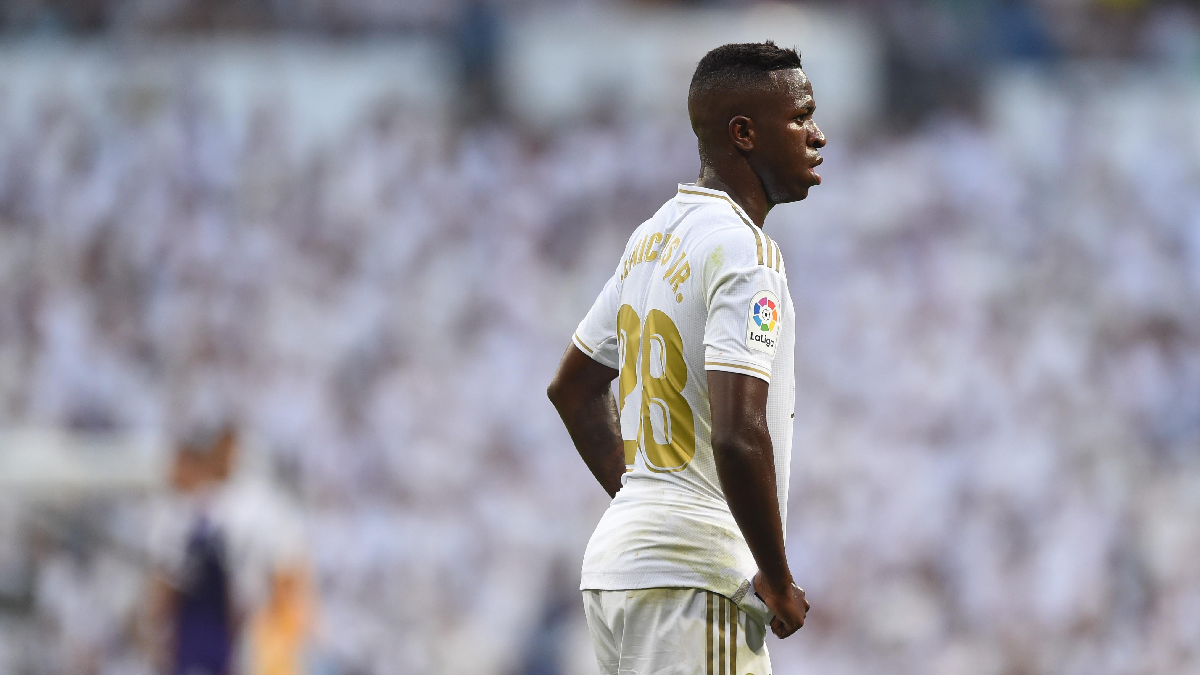 """Real Madrid, Zidane ferme la porte à un départ de Vinicius Junior : """"Il ne partira pas en janvier"""""""