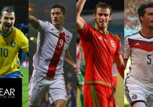 With the Euro 2016 squads confirmed, here are our players to watch in the upcoming European Championship.