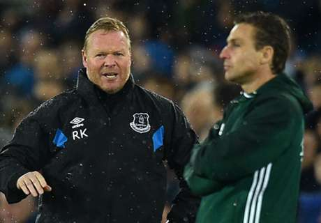 Koeman admits he could be sacked
