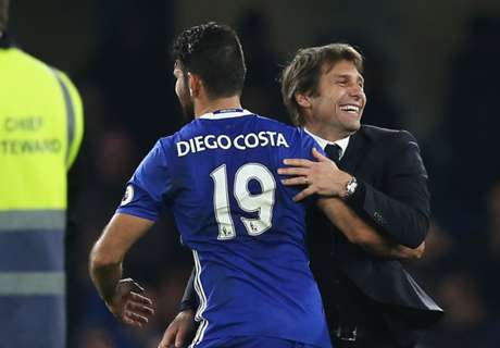 ►Conte diz que D Costa está recuperado