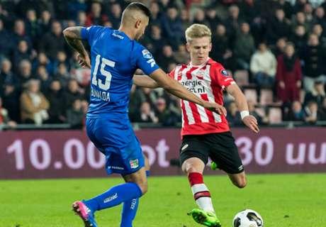 Huurling wil niet verder bij PSV