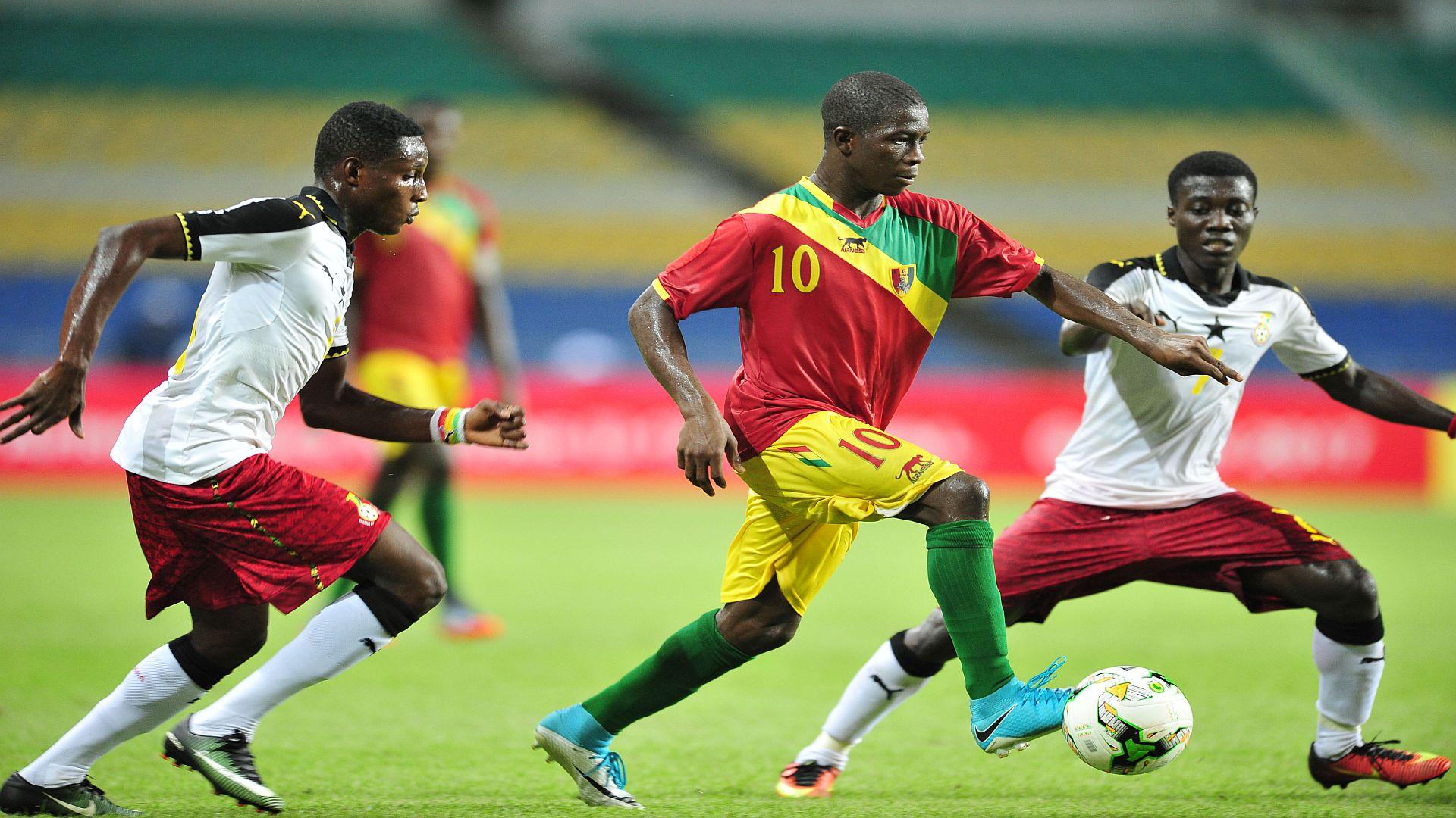 Ghana U17 v Guinea U17