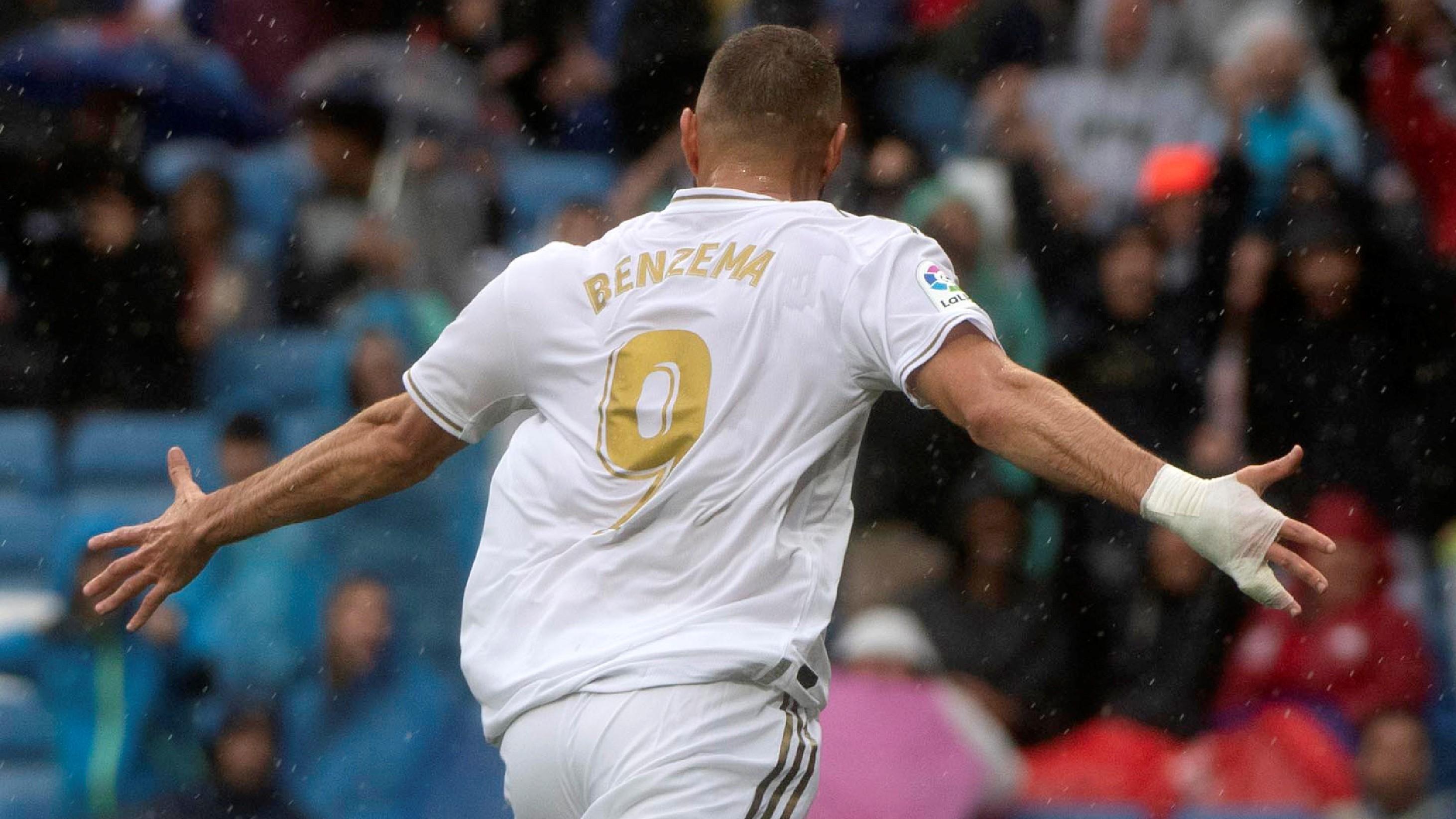 Real Madrid-Levante 3-2, un Real laborieux à la maison malgré Benzema
