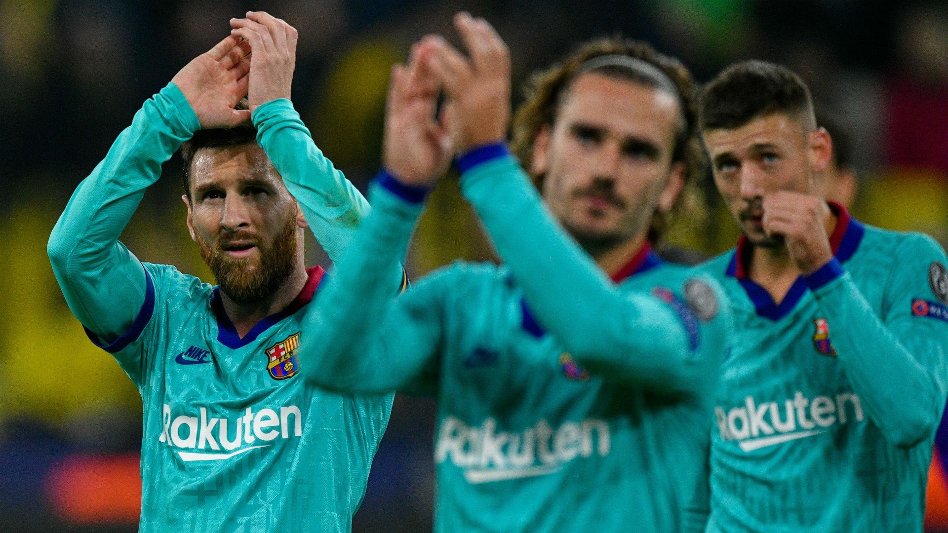 Sondage - Lionel Messi est-il compatible avec Antoine Griezmann au Barça ?
