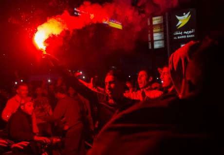 Brüssel: Krawalle nach Marokkos WM-Qualifikation