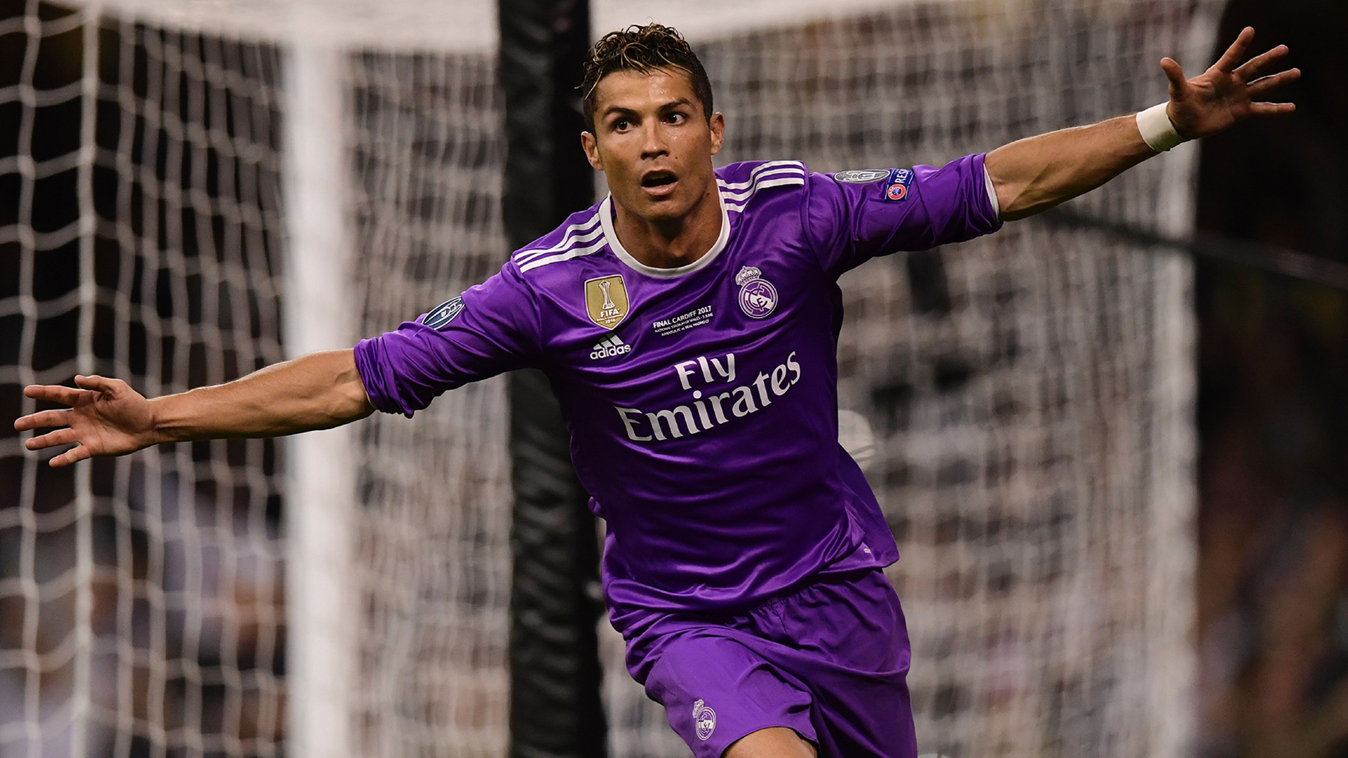 True champion: Ronaldo helps Real Madrid make history