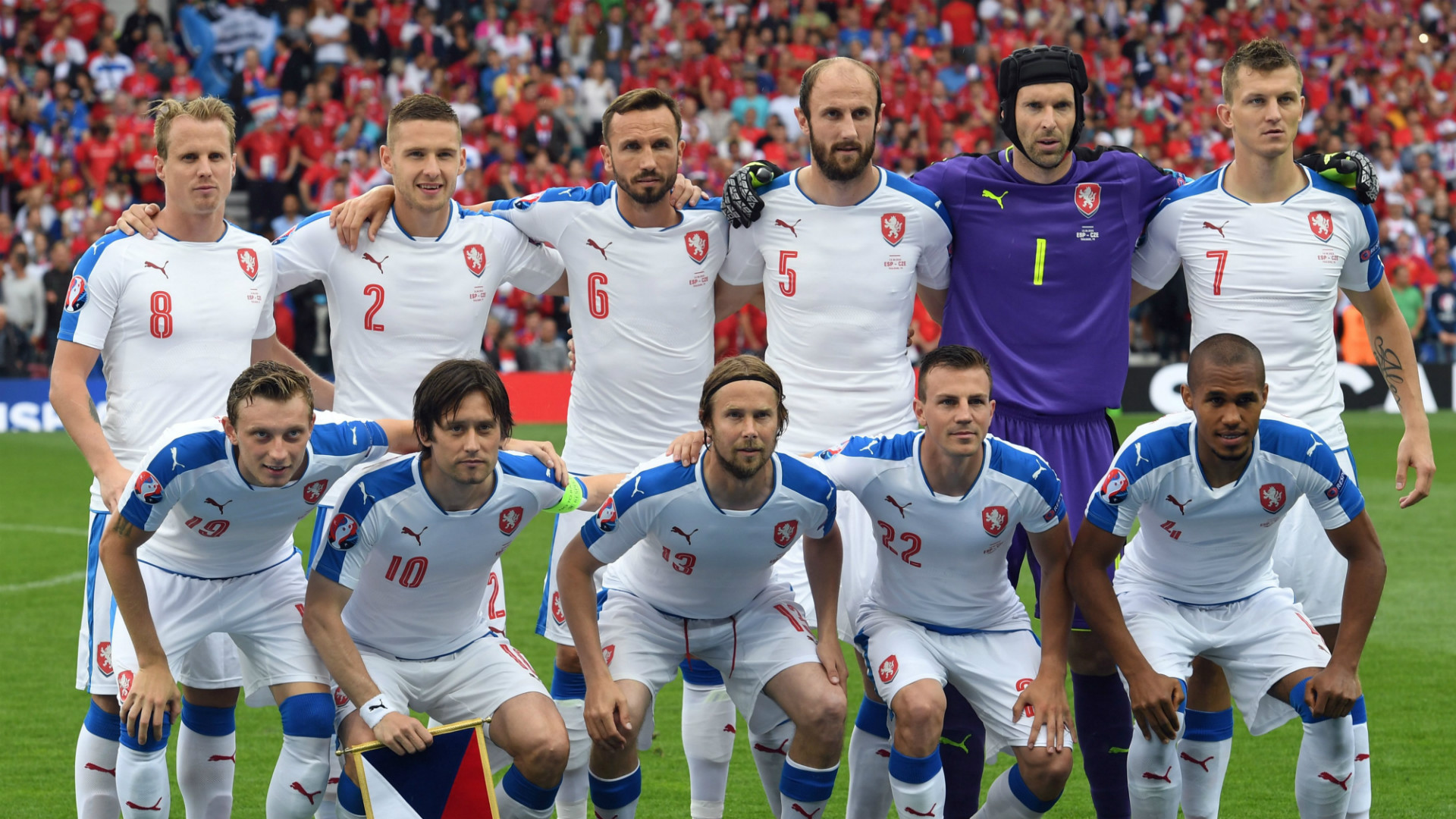 Spain Czech Republic Euro 2016
