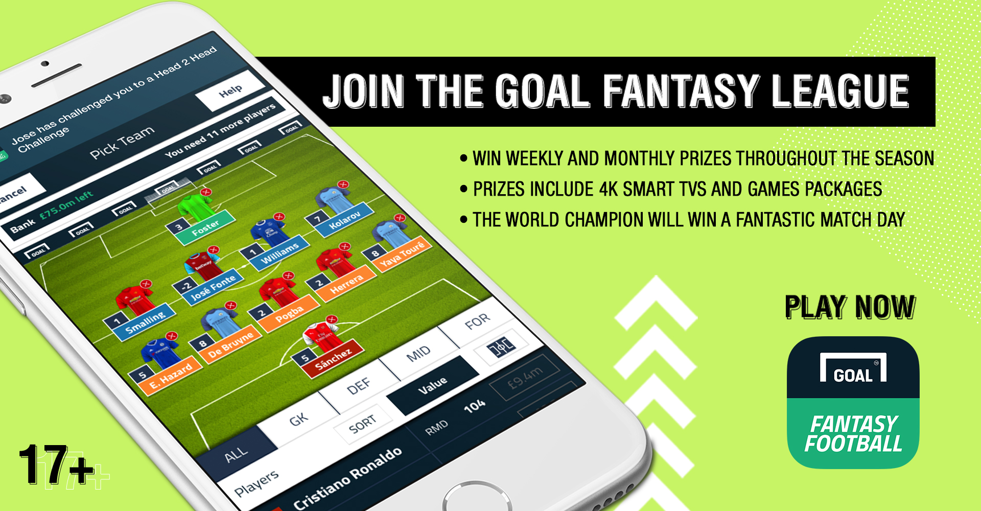 join the goal fantasy football league nigerian news 24 7