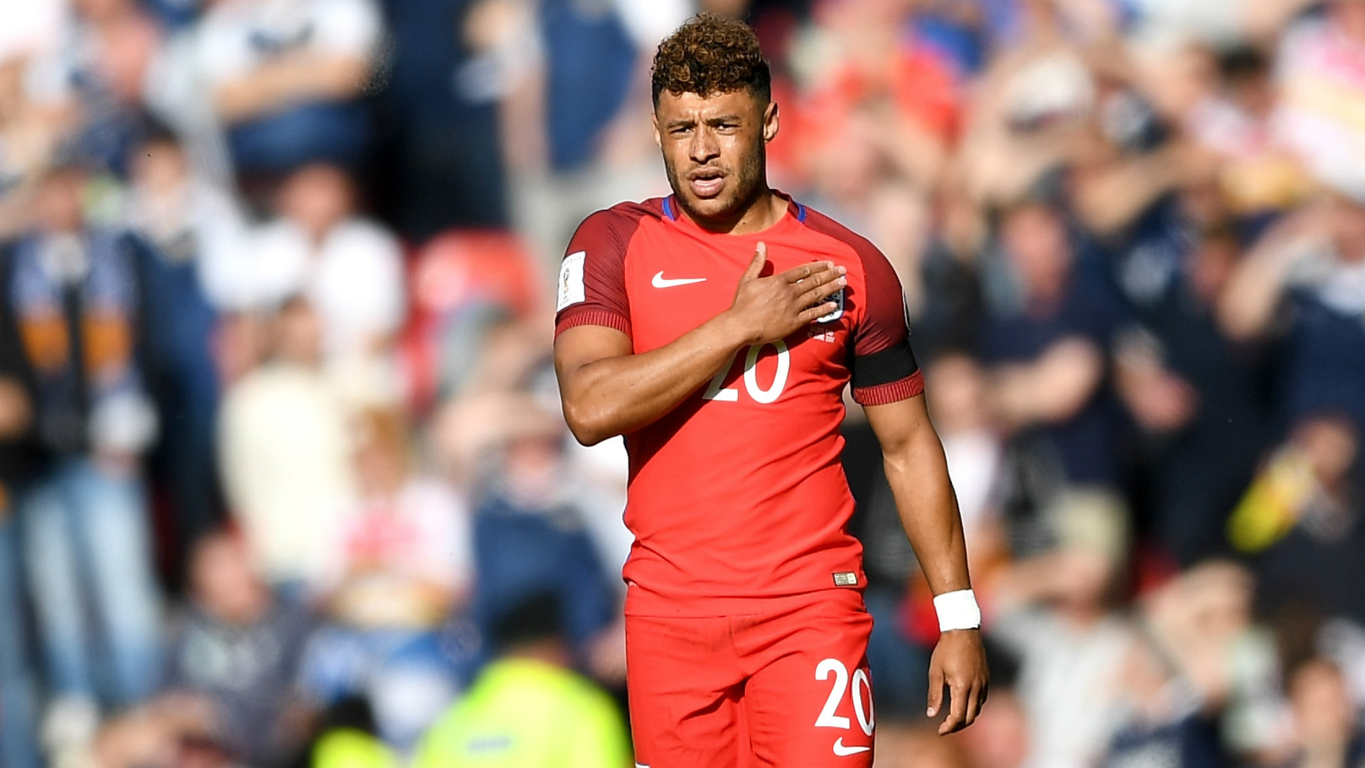 Alex Oxlade Chamberlain transfer news He doesn t want to be