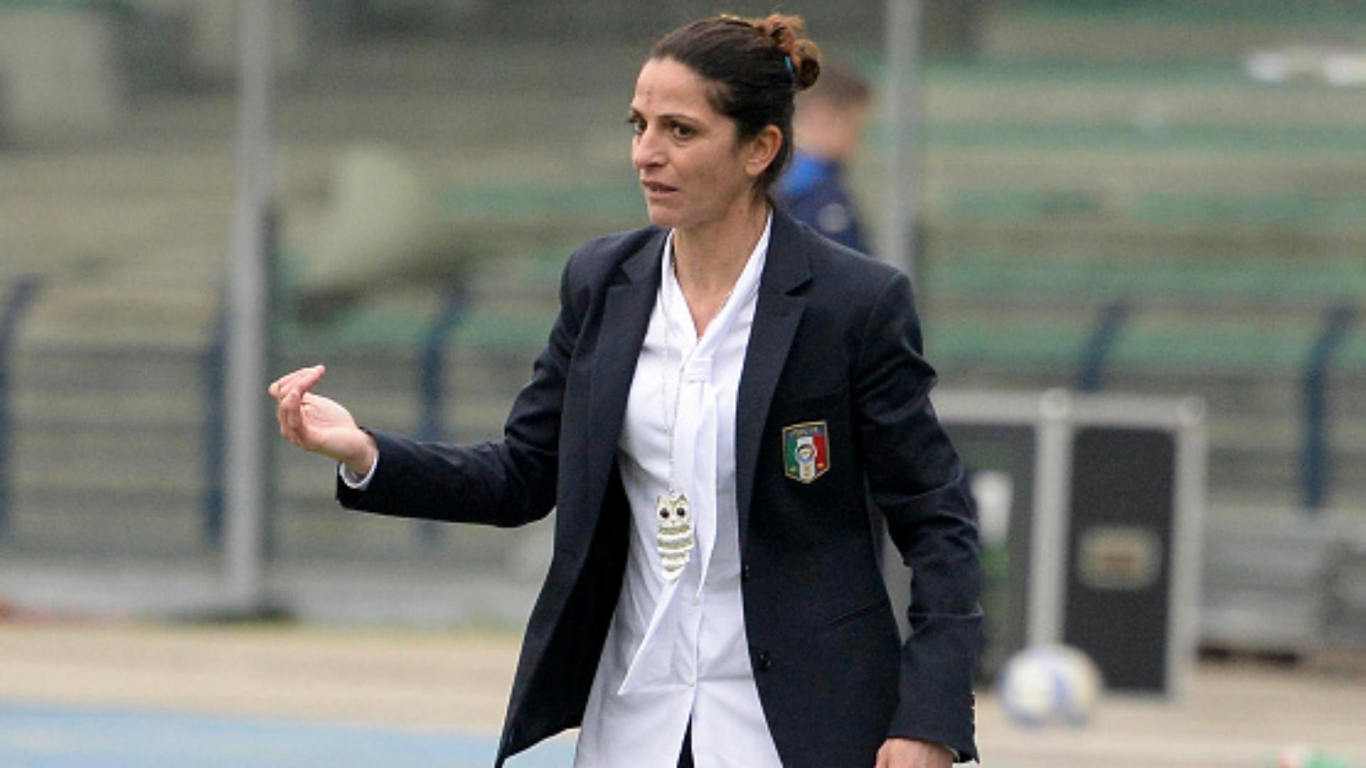 Esordio da dimenticare per Patrizia Panico: l'Italia Under 16 perde per 4-1