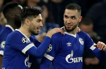Nabil Bentaleb 'disappointed' by Schalke 04 loss to Manchester City