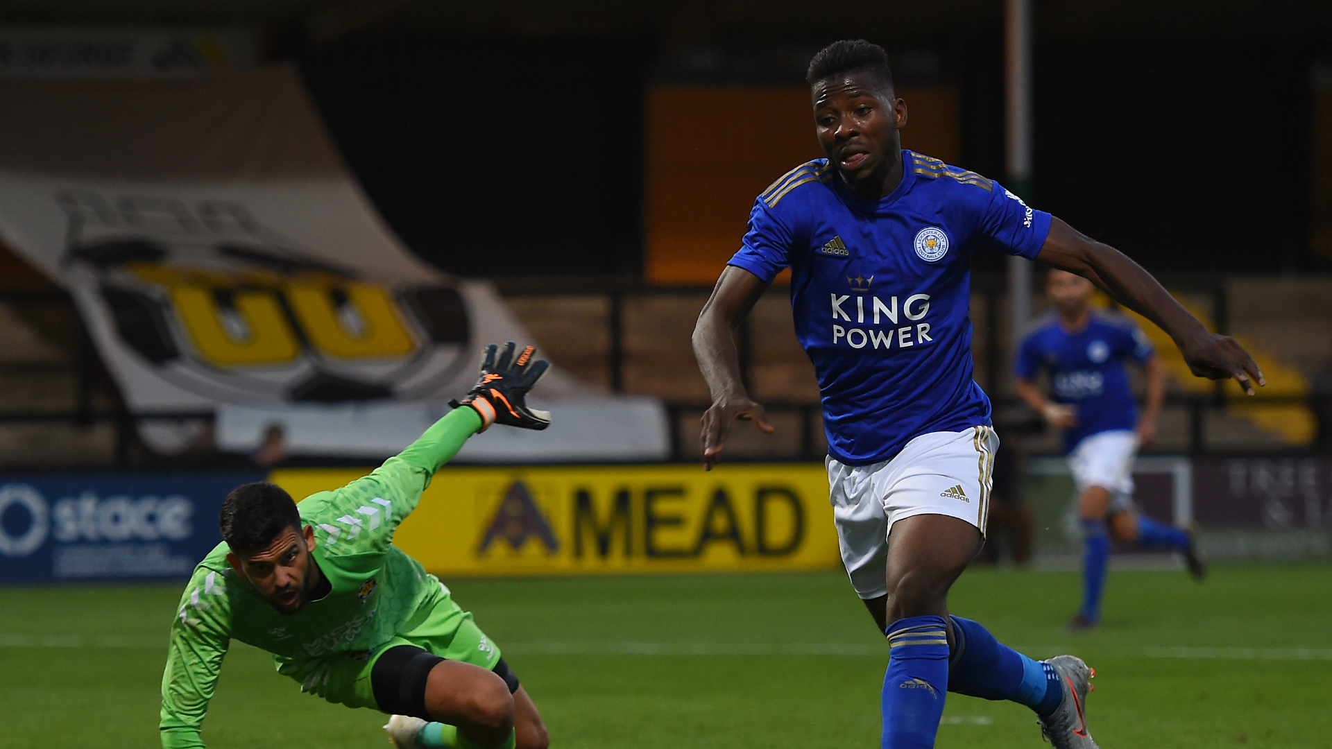 Leicester City striker Iheanacho set for first Premier League game of the season