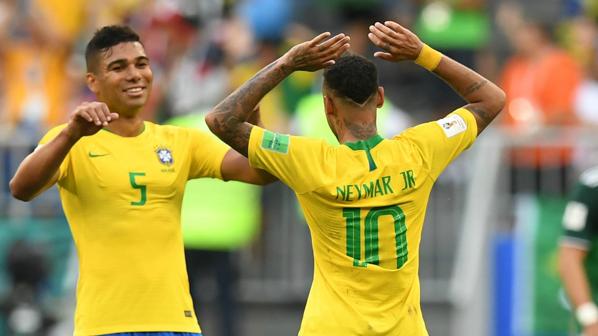 """Real Madrid, Casemiro ouvre la porte à Neymar : """"J'ai toujours dit que s'il venait ce serait un joueur important"""""""