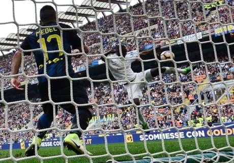 RAPOR PEMAIN: Inter 2-2 Milan