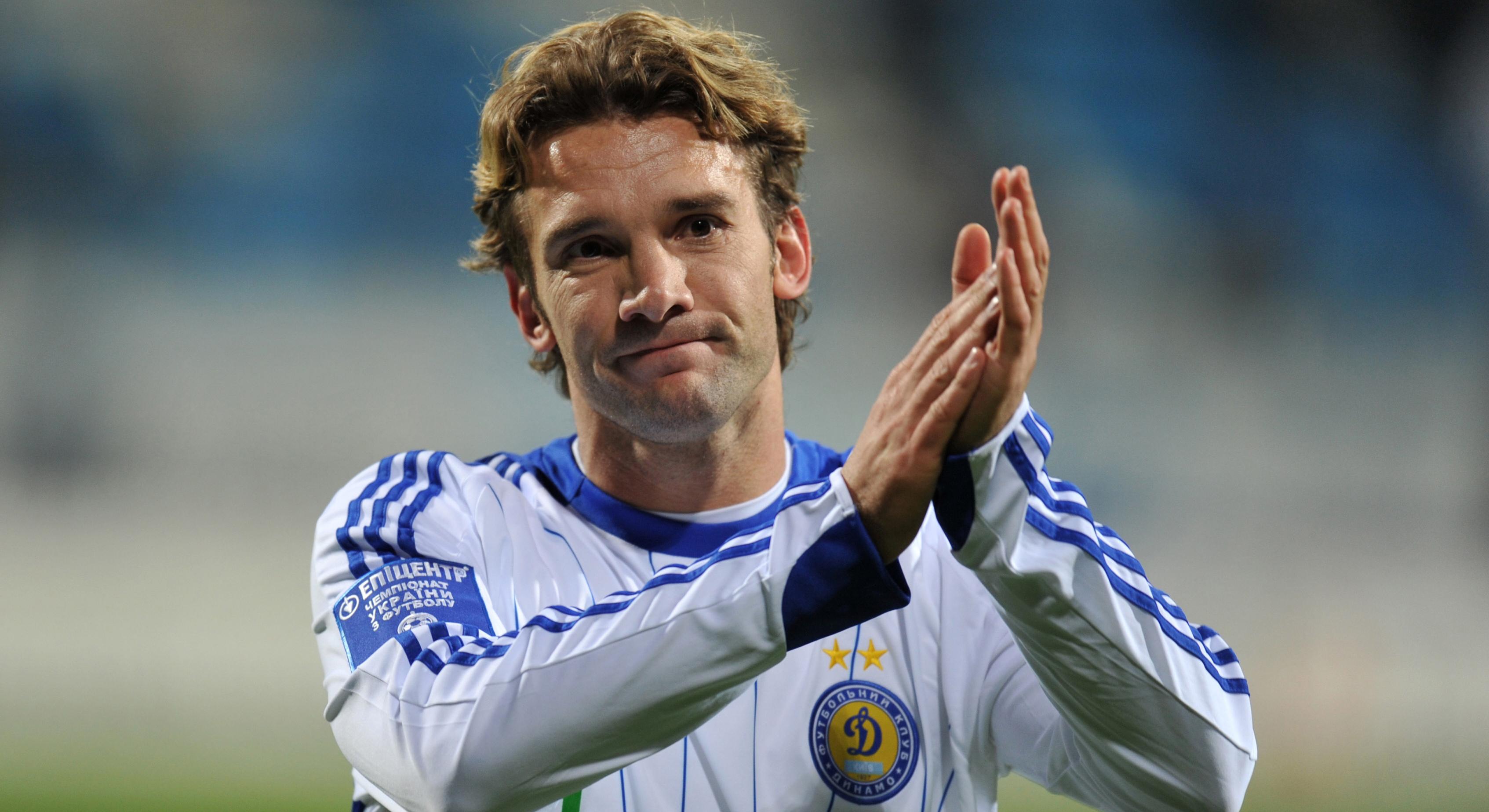 Andriy Shevchenko Dynamo Kyiv