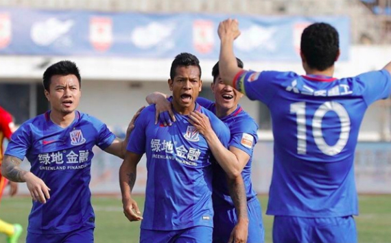 Sin Tevez pero con Guarín, Shanghai Shenhua volvió a ganar