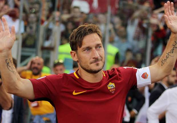 Totti confirms he will begin 'new adventure' as Roma director
