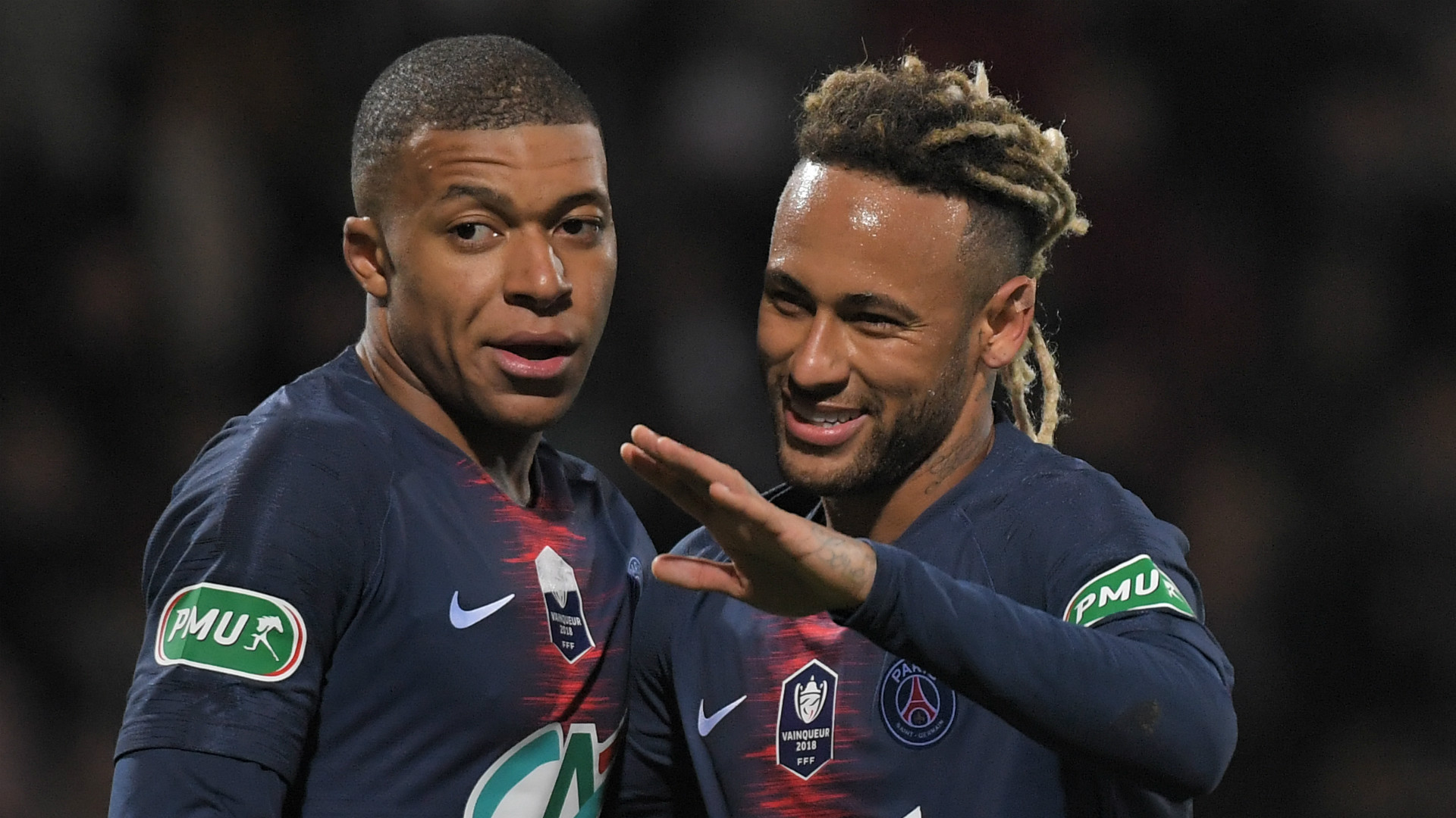 Neymar and Mbappe are future Ballon d'Or winners - Buffon