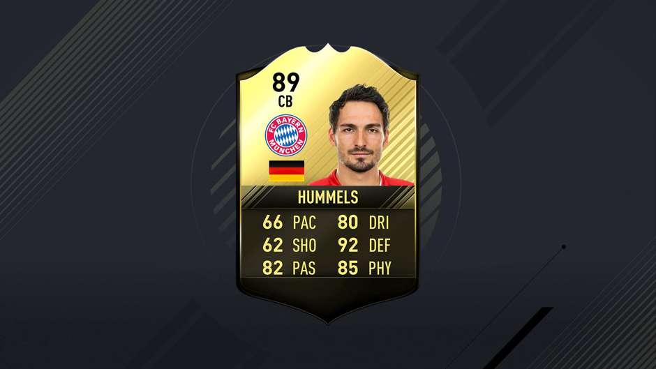 FIFA FUT Hummels