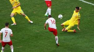 Jakub Błaszczykowski Ukraine Poland Euro 2016 06212016