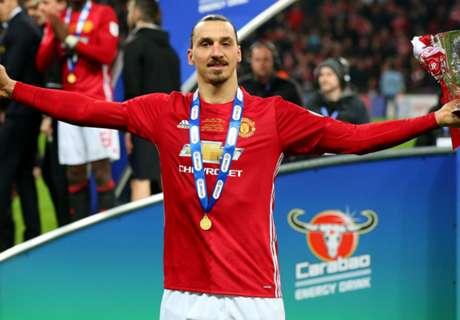 Zlatan the boss over Man Utd renewal