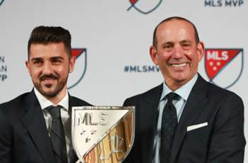 David Villa an MVP on and off the field for NYCFC, MLS