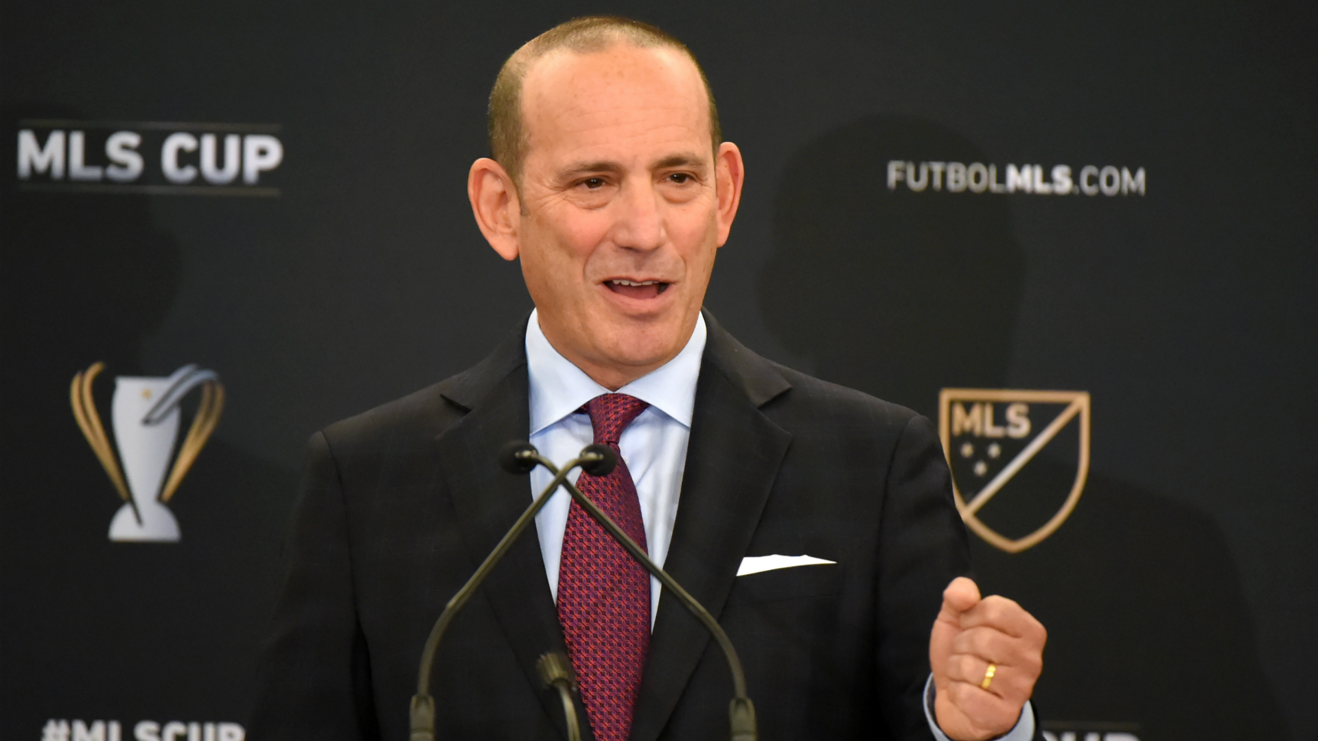 Don Garber MLS 12092016