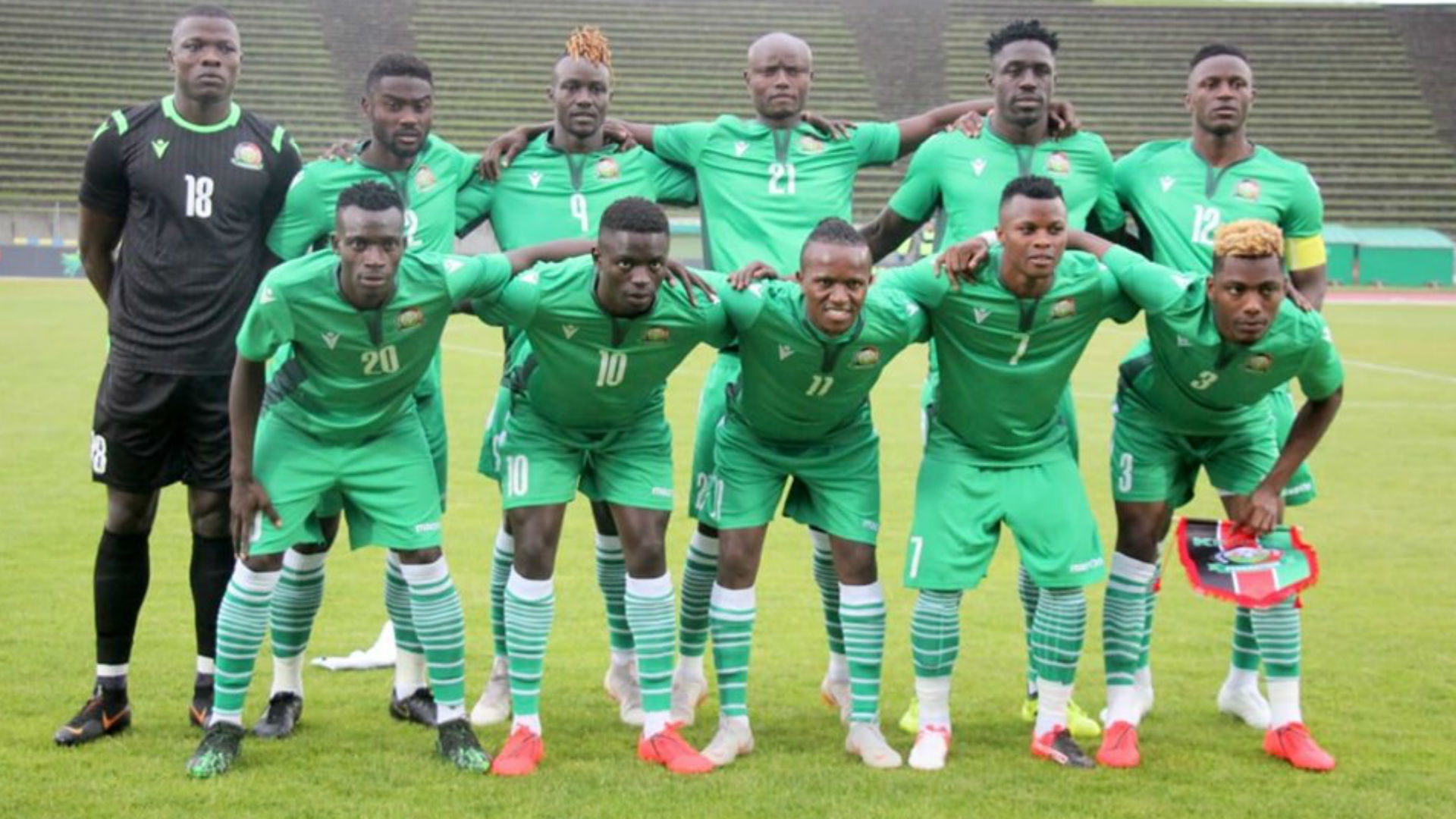 Afcon: Kasaya urges Kenyans to stop negative criticism of Harambee Stars