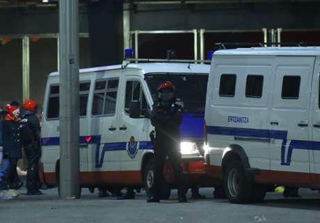 Basque police dismayed by death