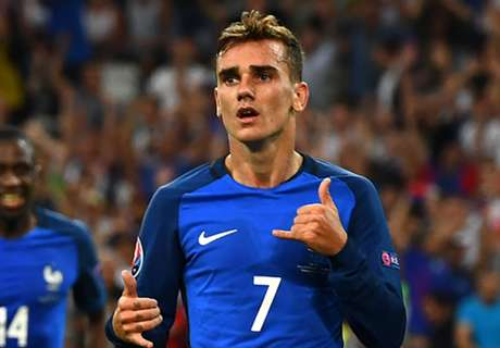 'Griezmann better than Ronaldo'