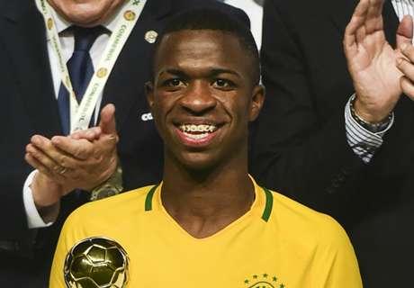 Qui est Vinicius, la cible du Barça ?