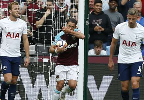 Moyes praises Chicharito as rumors swirl