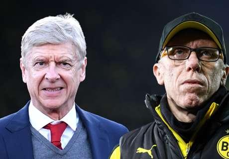 Dortmund boss hoping to avoid Arsenal