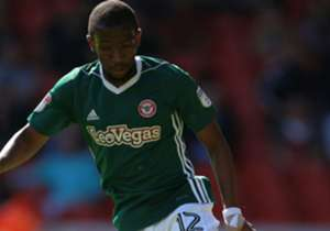 Kamohelo Mokotjo - Brentford FC (England) | The defensive midfielder helped Brentford beat Sunderland 2-0 in an English Championship match on Saturday. Mokotjo opened the scoring for Brentford. This was his first goal in England.