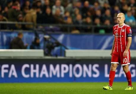 FC Bayern in Anderlecht: Eine Halbzeit als Lektion