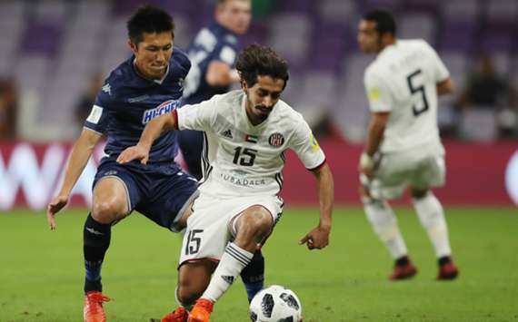 Watch Al Jazira vs Auckland City