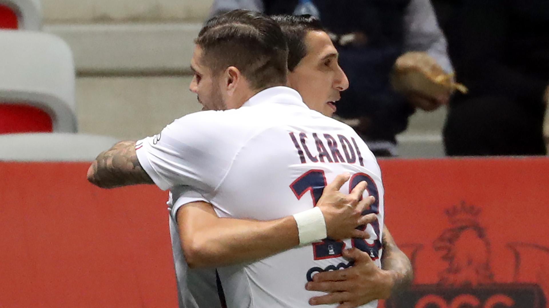 Nice-PSG (1-4) : Di Maria les a tous fait danser