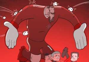 David De Gea je spasio Manchester United protiv Seville u Ligi prvaka