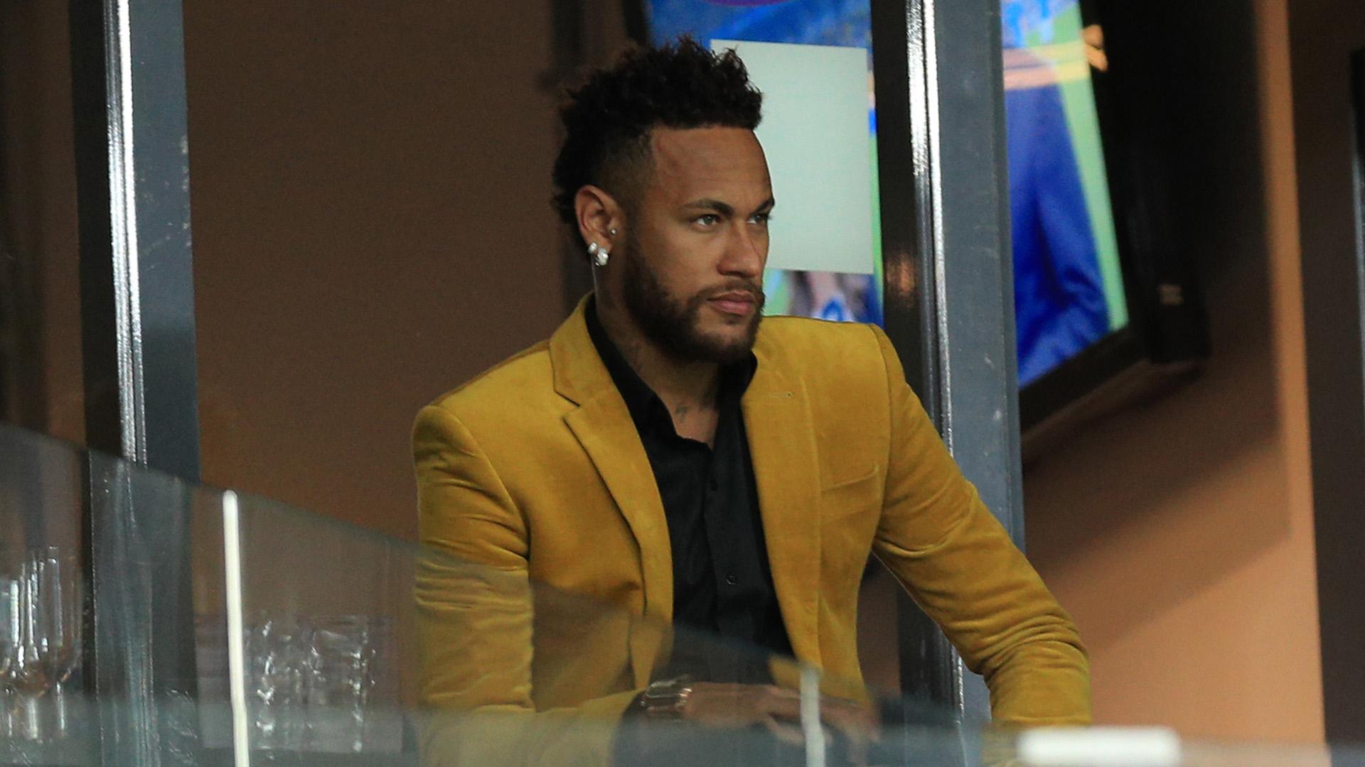 PSG - Les premiers mots de l'entretien de Neymar ont filtré