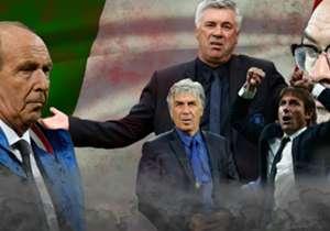 Bos Azzurri, Gian Piero Ventura, akhirnya dipecat juga. Namun siapa yang akan datang? Goal coba mendaftar kandidat potensialnya ...